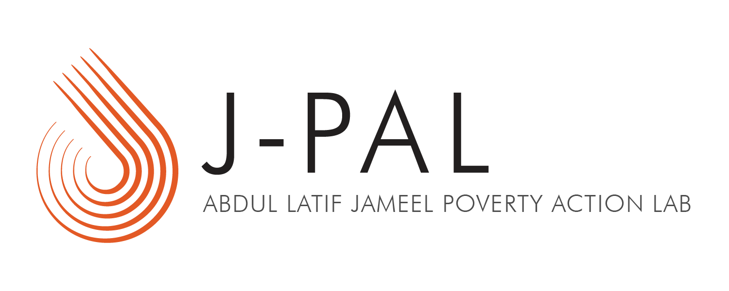 The Abdul Latif Jameel Poverty Action Lab Dataverse